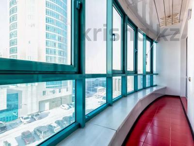 2-комнатная квартира, 55 м², 4/24 этаж посуточно, Сарайшык 7Б за 10 000 〒 в Нур-Султане (Астана) — фото 11