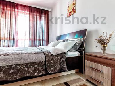 2-комнатная квартира, 55 м², 4/24 этаж посуточно, Сарайшык 7Б за 10 000 〒 в Нур-Султане (Астана)