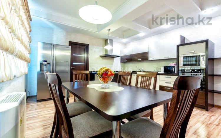 3-комнатная квартира, 135 м², 14/41 этаж посуточно, Достык 5 — Сауран за 25 000 〒 в Нур-Султане (Астана)
