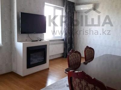 2-комнатная квартира, 72 м², 3/10 этаж помесячно, Байтурсынова — Мадели кожа за 160 000 〒 в Шымкенте, Аль-Фарабийский р-н — фото 8