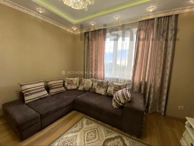 2-комнатная квартира, 60 м², 14/16 этаж посуточно, Навои 208 — Торайгырова за 15 000 〒 в Алматы, Бостандыкский р-н