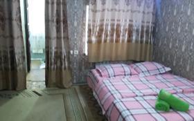 1-комнатная квартира, 40 м², 1/1 этаж по часам, Новгородская 130Г за 1 500 〒 в Алматы, Жетысуский р-н