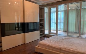 4-комнатная квартира, 200 м² помесячно, Аль Фараби 77/3 за 1.5 млн 〒 в Алматы