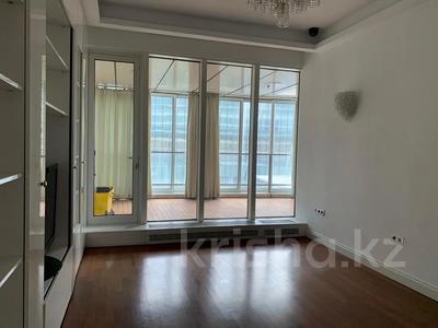 4-комнатная квартира, 200 м² на длительный срок, Аль Фараби 77/3 за 1.5 млн 〒 в Алматы