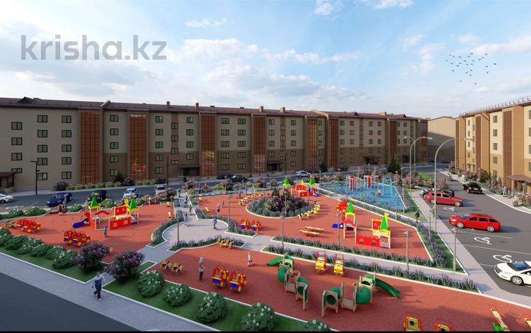 2-комнатная квартира, 65.8 м², 4/5 этаж, Муканова 49/10 за ~ 15.8 млн 〒 в Караганде, Казыбек би р-н