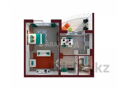 1-комнатная квартира, 74.75 м², Касымова 28 — Зейна Шашкина за ~ 34.8 млн 〒 в Алматы, Бостандыкский р-н — фото 8