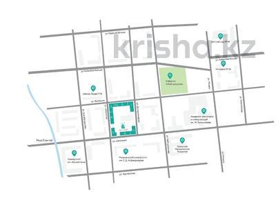 2-комнатная квартира, 51.34 м², 3/12 этаж, Досмухамедова — Жамбыла за ~ 23.1 млн 〒 в Алматы, Алмалинский р-н — фото 4
