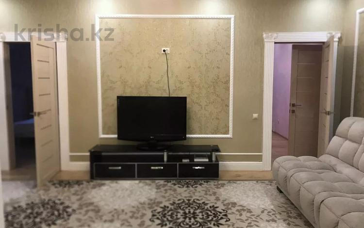 3-комнатная квартира, 110 м², 10/20 этаж помесячно, улица Динмухамеда Кунаева 12 за 270 000 〒 в Нур-Султане (Астана)