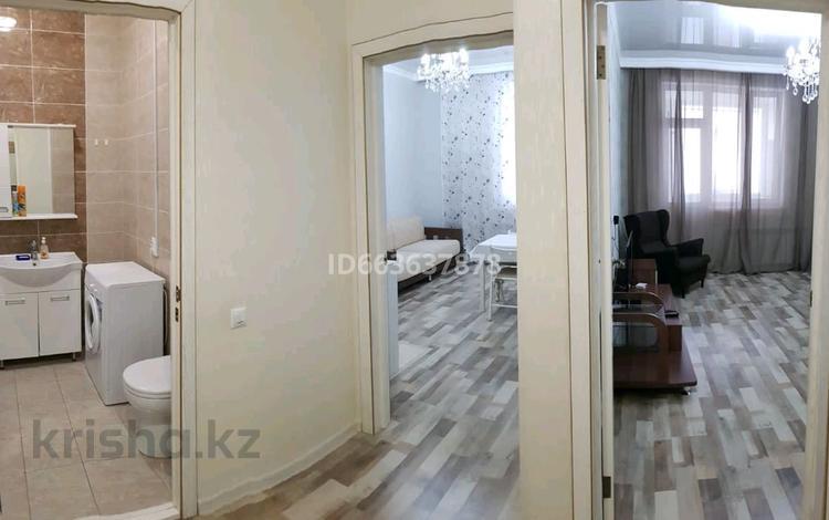 1-комнатная квартира, 45 м² посуточно, Мәңгілік Ел 53 — Улы Дала за 10 000 〒 в Нур-Султане (Астана), Есиль р-н