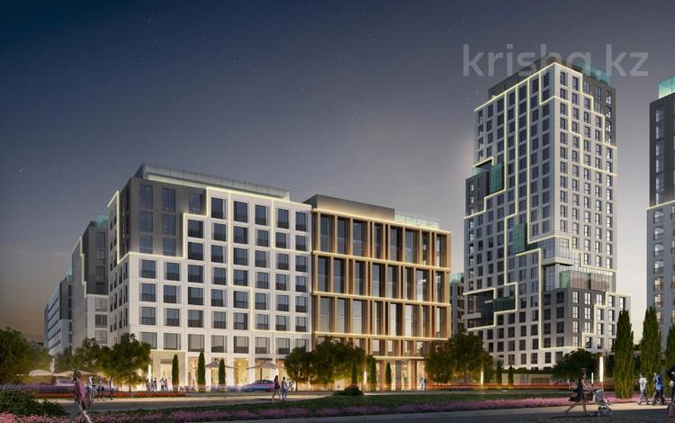 3-комнатная квартира, 122.36 м², Сарайшык 2 — Кунаева за ~ 50 млн 〒 в Нур-Султане (Астана), Есиль р-н