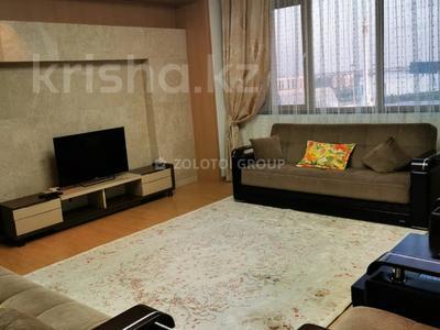 3-комнатная квартира, 100 м² помесячно, проспект Рахимжана Кошкарбаева 10 за 300 000 〒 в Нур-Султане (Астана) — фото 3