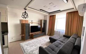 2-комнатная квартира, 50 м², 15 этаж помесячно, Нажимеденова 4 за 200 000 〒 в Нур-Султане (Астана), Алматы р-н