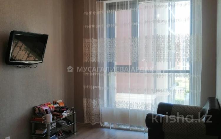 1-комнатная квартира, 38 м², 4/18 этаж, Улы Дала за 17.9 млн 〒 в Нур-Султане (Астана), Есиль р-н