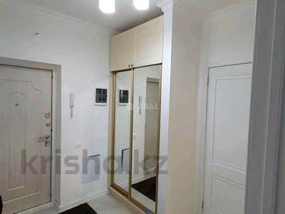 1-комнатная квартира, 40 м², 12/18 этаж помесячно, Қабанбай батыр 48/5 за 110 000 〒 в Нур-Султане (Астане), Есильский р-н