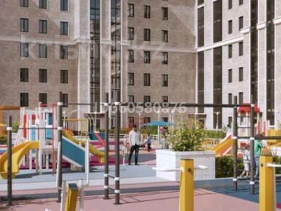 2-комнатная квартира, 66.4 м², 3/7 этаж, Мәңгілік Ел 42а за 28 млн 〒 в Нур-Султане (Астана), Есиль р-н — фото 2