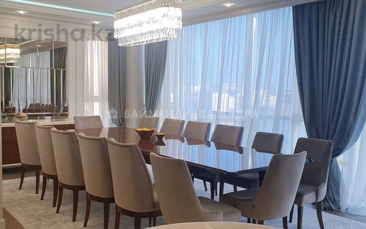 7-комнатный дом, 1805 м², 39 сот., Саранда 1 за ~ 1.2 млрд 〒 в Нур-Султане (Астана), Есиль р-н