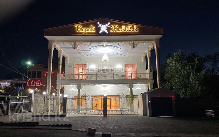 Здание, площадью 1650 м², мкр Хан Тенгри за 752 млн 〒 в Алматы, Бостандыкский р-н