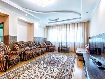 3-комнатная квартира, 150 м², 30/41 этаж посуточно, Достык 5/1 — Акмешет за 18 000 〒 в Нур-Султане (Астана), Есиль р-н — фото 2