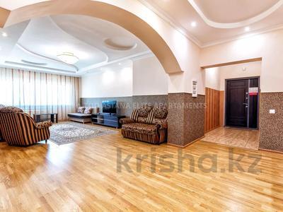 3-комнатная квартира, 150 м², 30/41 этаж посуточно, Достык 5/1 — Акмешет за 18 000 〒 в Нур-Султане (Астана), Есиль р-н — фото 6
