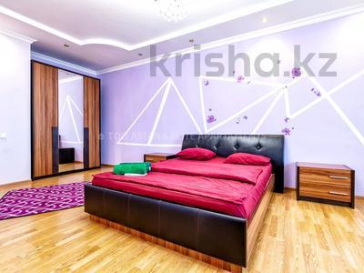 3-комнатная квартира, 150 м², 30/41 этаж посуточно, Достык 5/1 — Акмешет за 18 000 〒 в Нур-Султане (Астана), Есиль р-н — фото 10