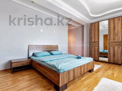 3-комнатная квартира, 150 м², 30/41 этаж посуточно, Достык 5/1 — Акмешет за 18 000 〒 в Нур-Султане (Астана), Есиль р-н — фото 15