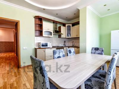 3-комнатная квартира, 150 м², 30/41 этаж посуточно, Достык 5/1 — Акмешет за 18 000 〒 в Нур-Султане (Астана), Есиль р-н — фото 18