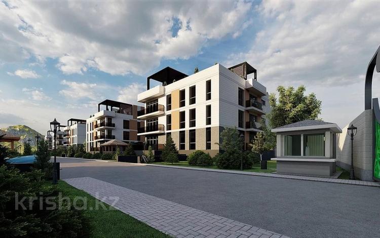 2-комнатная квартира, 70.81 м², мкр. Нурлытау 931 за ~ 35.4 млн 〒 в Алматы, Бостандыкский р-н
