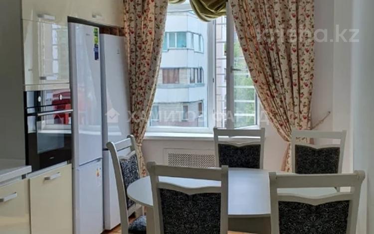 3-комнатная квартира, 105 м², 4/16 этаж, Мкр Самал-1 — Жолдасбекова за 55 млн 〒 в Алматы, Медеуский р-н