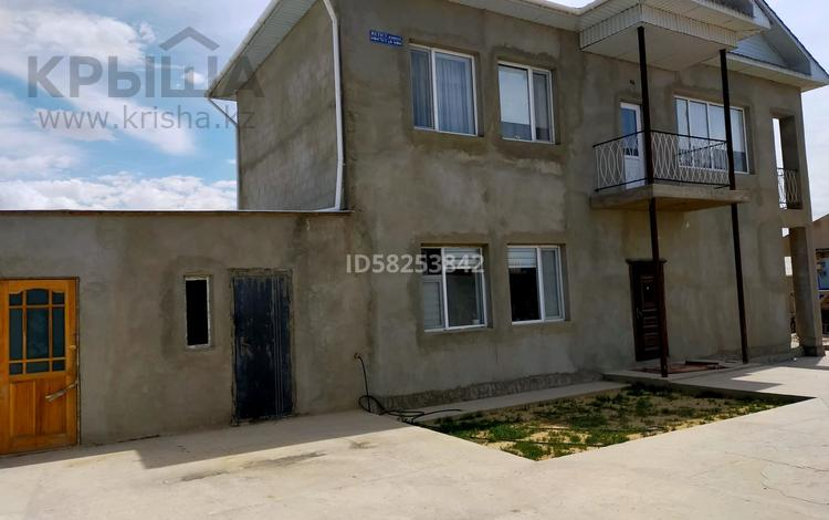 6-комнатный дом, 200 м², 6 сот., Жетысу 76\1 за 32 млн 〒 в Актау