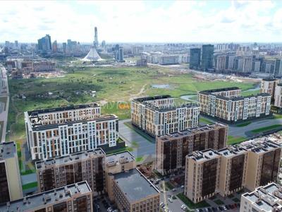 2-комнатная квартира, 58.79 м², Кайыма Мухамедханова за ~ 17.6 млн 〒 в Нур-Султане (Астана), Есиль р-н — фото 2