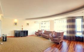 4-комнатная квартира, 175 м², 4/9 этаж помесячно, Мкр Самал-2 16в за 320 000 〒 в Алматы, Медеуский р-н