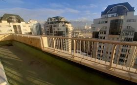 3-комнатная квартира, 126 м², 18/20 этаж помесячно, Сатпаева 30а за 300 000 〒 в Алматы, Бостандыкский р-н