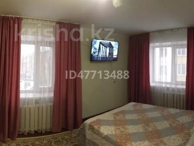 1-комнатная квартира, 30 м², 3/5 этаж посуточно, проспект Богенбай батыра 48 — проспект Республики за 7 000 〒 в Нур-Султане (Астана) — фото 2