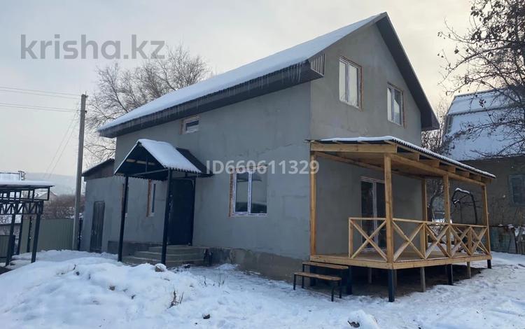 4-комнатный дом, 120 м², 6 сот., мкр Акжар, Енбек за 22.5 млн 〒 в Алматы, Наурызбайский р-н