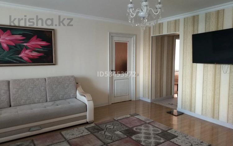 3-комнатная квартира, 78 м², 1/9 этаж, Кенена Азербаева 16 за 27 млн 〒 в Нур-Султане (Астана), Алматы р-н