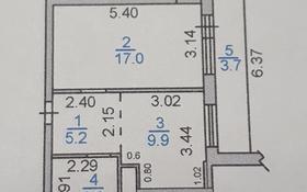 1-комнатная квартира, 41 м², 10/19 этаж, проспект Шахтёров 52б за 12 млн 〒 в Караганде, Казыбек би р-н