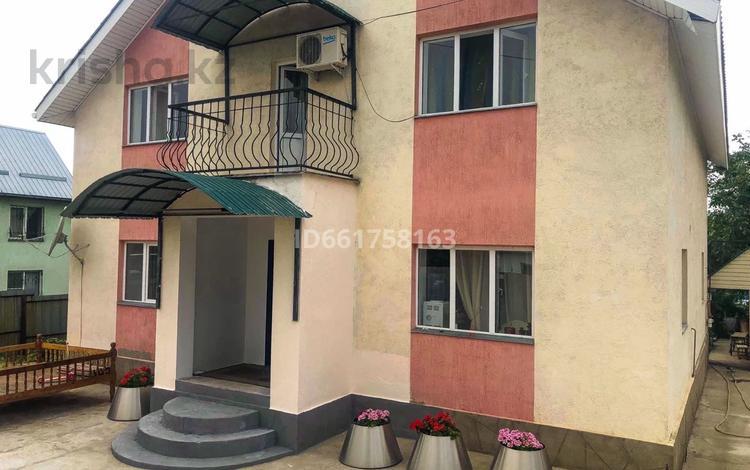 7-комнатный дом, 253.6 м², 7 сот., Самал 1 137 за 49 млн 〒 в Туздыбастау (Калинино)