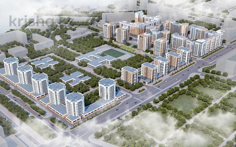 2-комнатная квартира, 50.48 м², ул. А.Байтұрсынұлы — А 98 за ~ 12.4 млн 〒 в Нур-Султане (Астана)