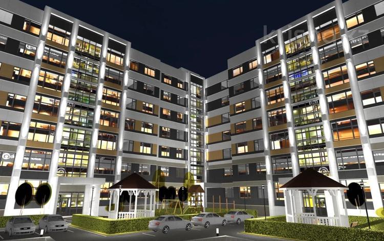 1-комнатная квартира, 47.19 м², 17-й мкр 45/1 за ~ 5.7 млн 〒 в Актау, 17-й мкр