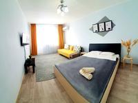 1-комнатная квартира, 40 м², 3 этаж посуточно, 4-й микрорайон 25 за 7 000 〒 в Уральске