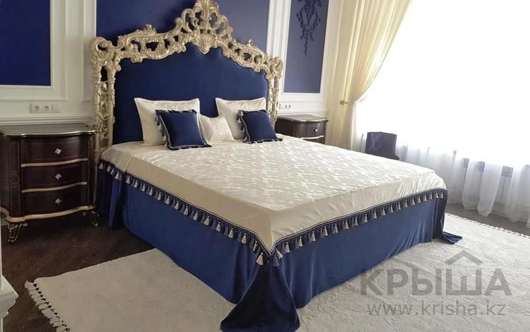 2-комнатная квартира, 88 м², 4 этаж помесячно, Саркырама 4 за 200 000 〒 в Нур-Султане (Астана), Алматы р-н