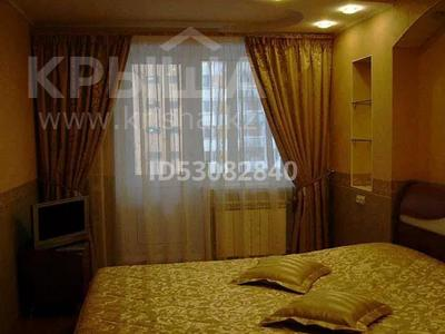 2-комнатная квартира, 52 м², 5/12 этаж посуточно, Сауран 3/1 — Сыганак за 8 000 〒 в Нур-Султане (Астана), Есиль р-н