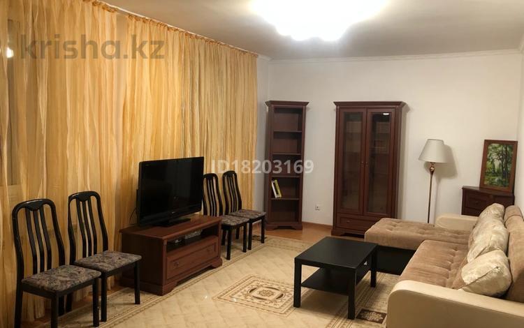 3-комнатная квартира, 100 м² помесячно, Достык 12 за 190 000 〒 в Нур-Султане (Астана), Есиль р-н