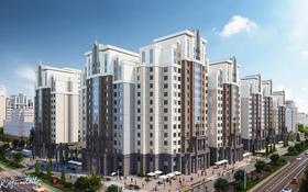 1-комнатная квартира, 46 м², 15/16 этаж, Туркестан 28/2 за 22.6 млн 〒 в Нур-Султане (Астана)