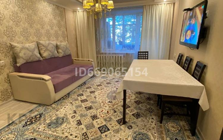 3-комнатная квартира, 69 м², 1/9 этаж, Мкр Восток-3 13 за 16 млн 〒 в Караганде, Октябрьский р-н
