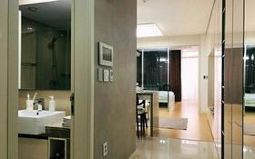 1-комнатная квартира, 45 м², 7/35 этаж помесячно, Байтурсынова 1 — Тауелсыздык за 175 000 〒 в Нур-Султане (Астане), Алматы р-н
