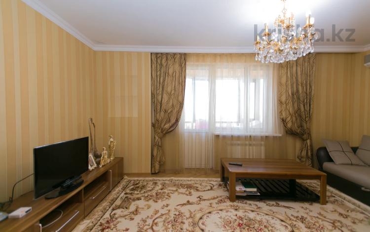 5-комнатная квартира, 194 м², 13/16 этаж, Кенесары 65 за 53 млн 〒 в Нур-Султане (Астане), р-н Байконур