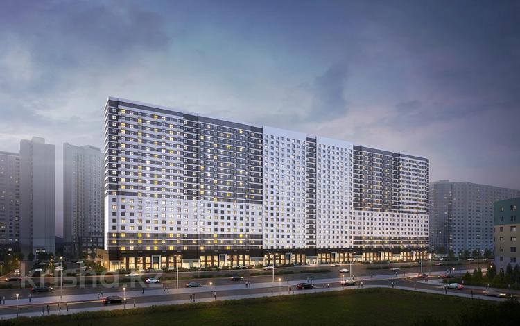 2-комнатная квартира, 51.65 м², Калдаякова 3 за ~ 23.4 млн 〒 в Нур-Султане (Астане)