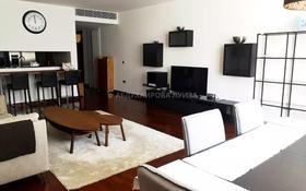2-комнатная квартира, 85 м² помесячно, Аль-Фараби 77/3 за 940 000 〒 в Алматы, Бостандыкский р-н