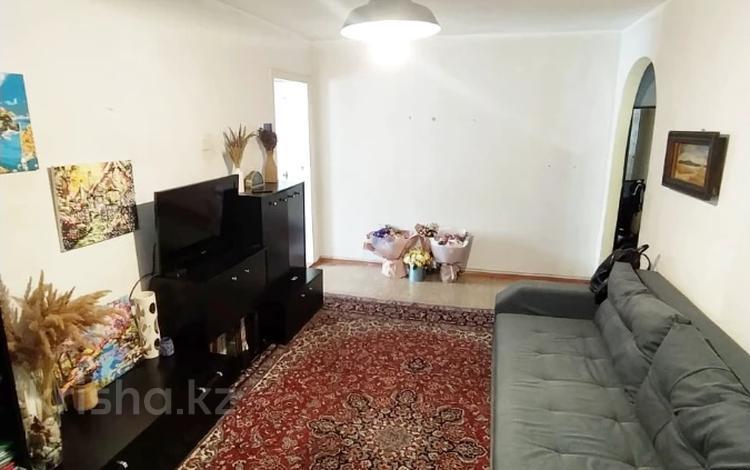 3-комнатная квартира, 58 м², 5/5 этаж, мкр Коктем-1, Бухар Жырау (Ботанический) за 24 млн 〒 в Алматы, Бостандыкский р-н